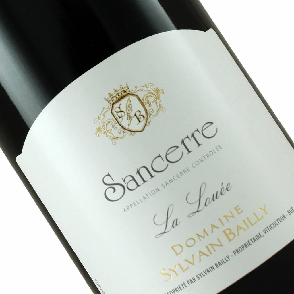 "Sylvain Bailly 2015 ""La Louee"" Sancerre Rouge, Loire Valley"
