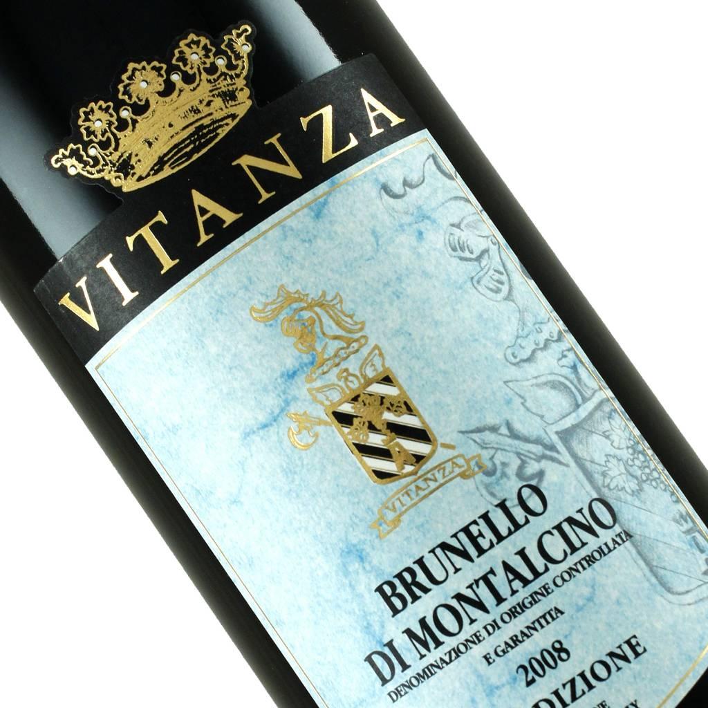 Tenuta Vitanza 2008 Brunello di Montalcino Tradizione, Tuscany