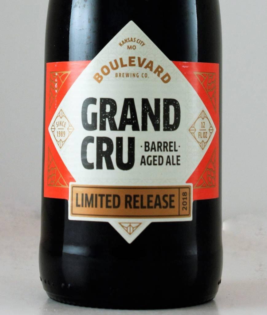 Boulevard Brewing Grand Cru Barrel Aged Ale