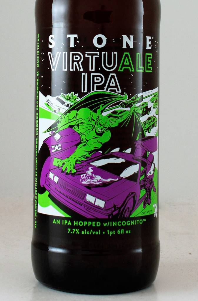 "Stone  ""Virtuale"" IPA"