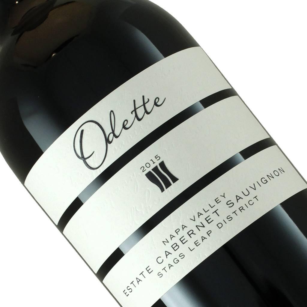 Odette 2015 Estate Cabernet Sauvignon Stag's Leap District,  Napa Valley