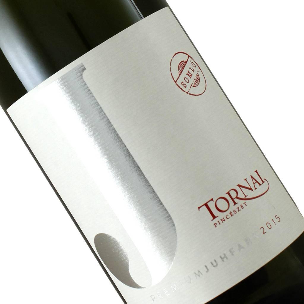 Tornai 2015 Juhfark Premium White Wine, Somlo, Hungary