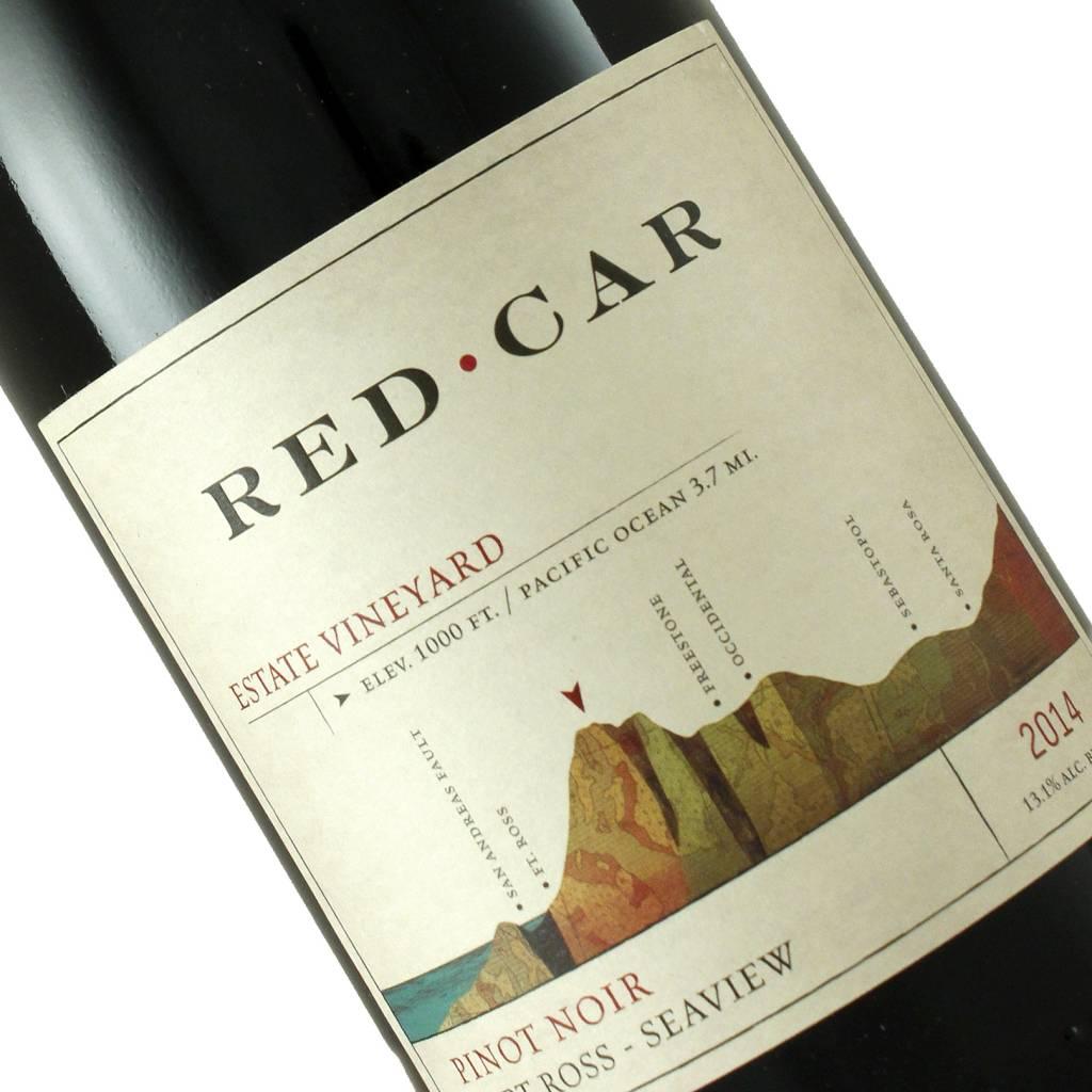 Red Car 2014 Pinot Noir Fort Ross - Seaview