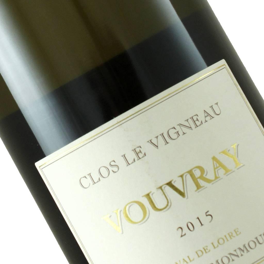Vigneau 2015 Vouvray
