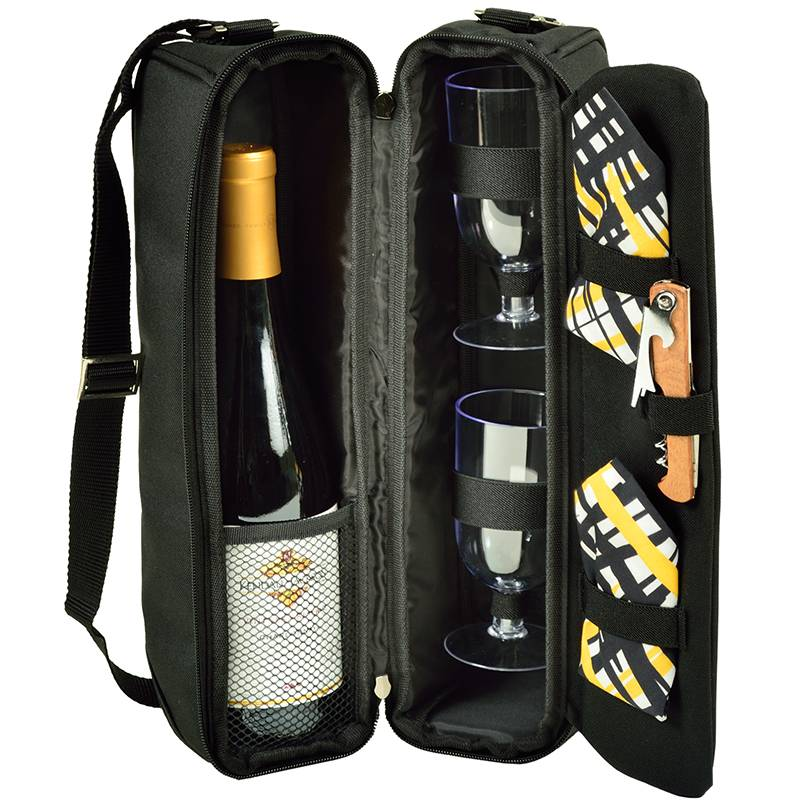 Picnic at Ascot Sunset Wine Tote for Two - Paris