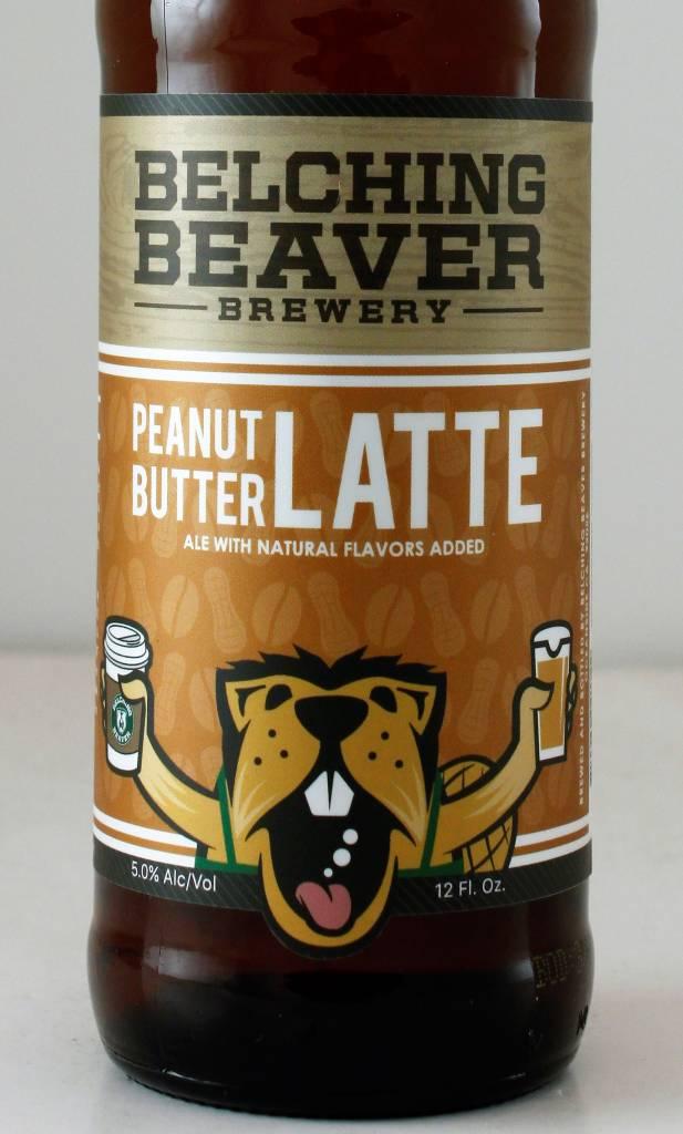 """Belching Beaver """"Peanut Butter Latte"""""""