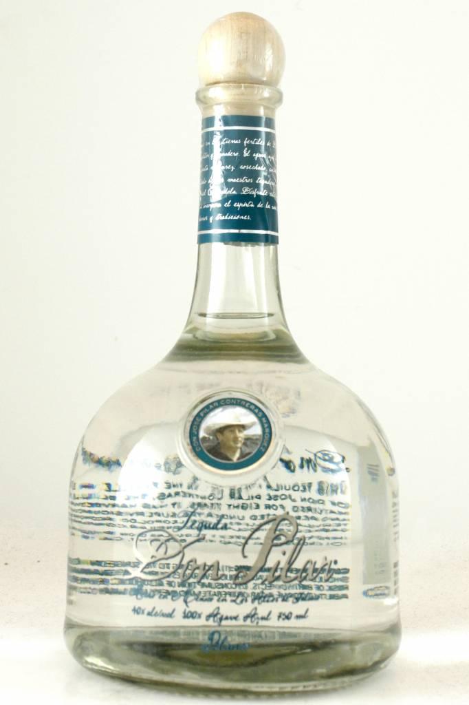 Don Pilar Tequila Blanco, Mexico