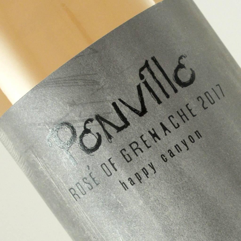 Penville 2017 Rose of Grenache, Santa Ynez Valley, California