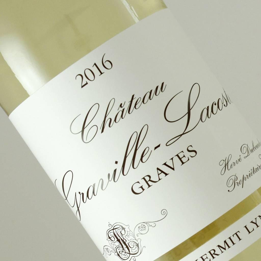 Graville-Lacoste 2016 Graves Blanc, Bordeaux