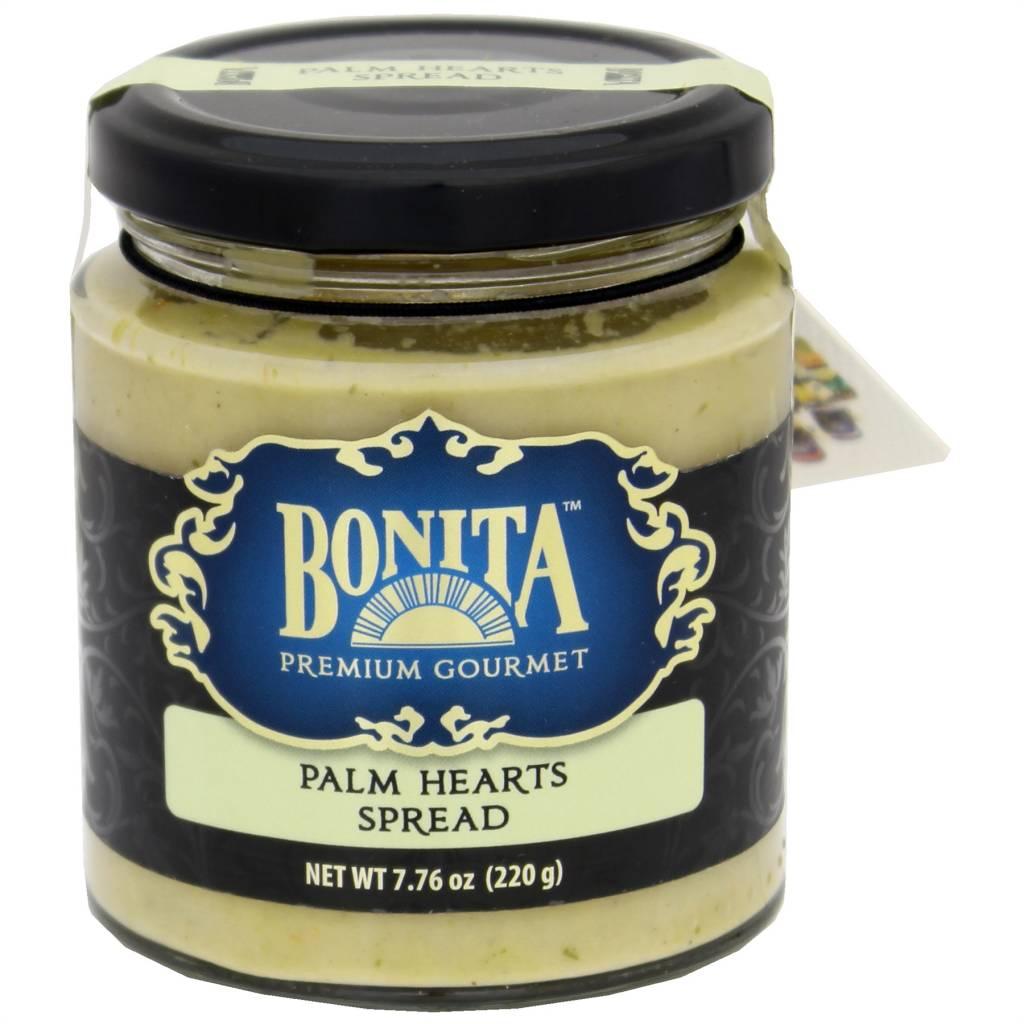 Bonita Palm Hearts Spread, Ecuador