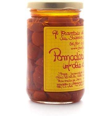 Armato Pomodori Ciliegino Tomatoes in Olive Oil, Liguria, Italy