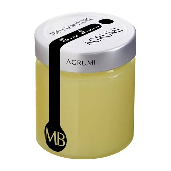 Mario Bianco Citrus Blossom Honey, Piedmont, Italy
