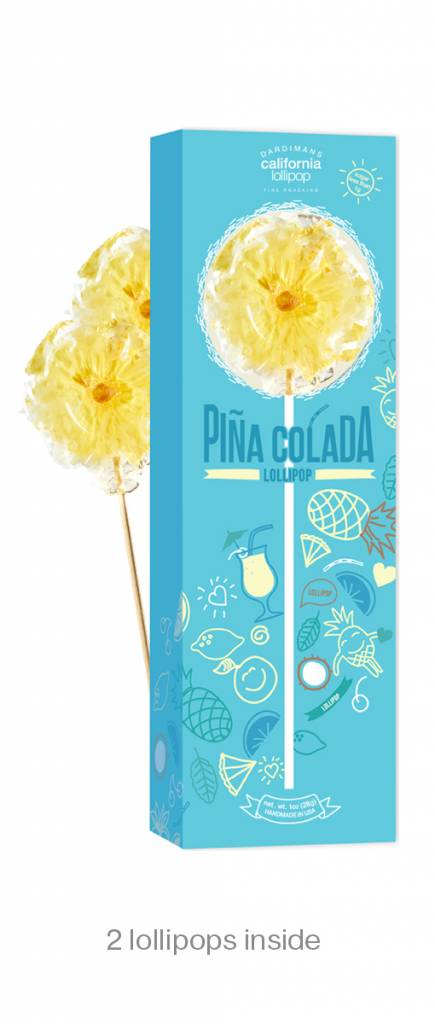 Dardimans California Lollipop Pina Colada, California