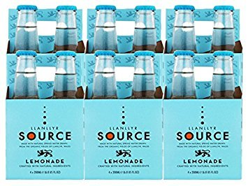 Llanllyr Source Lemonade With Natural Spring Water, Wales