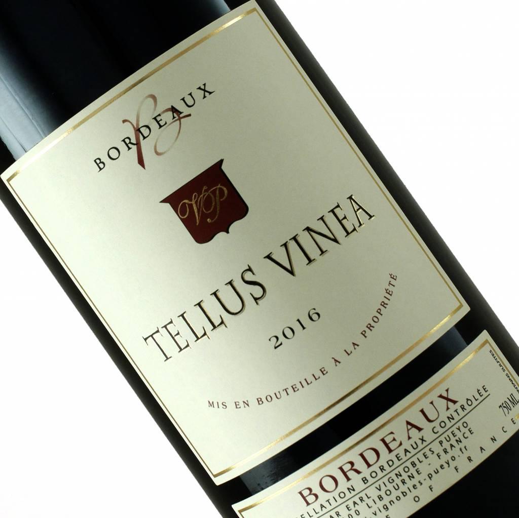 Tellus Vinea 2016 Red Bordeaux