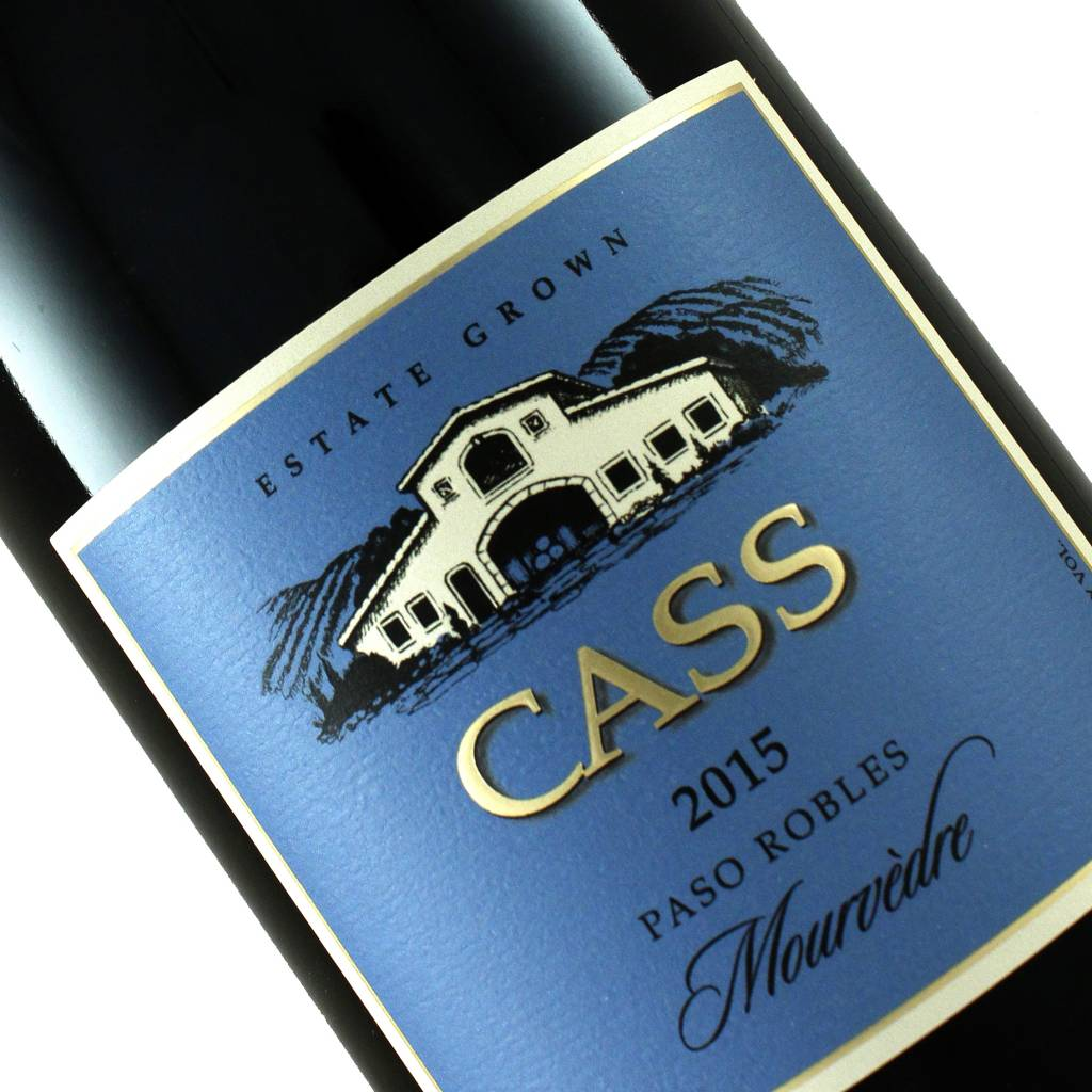 Cass 2015 Mourvedre  Paso Robles