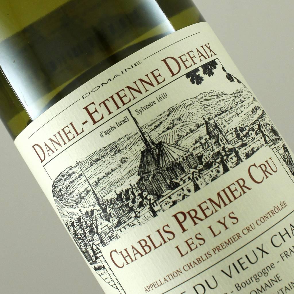 Defaix 2003 Chablis Premier Cru Les Lys Burgundy