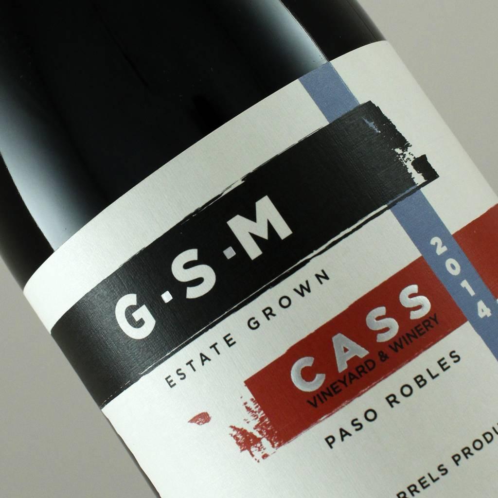 Cass 2014 GSM Paso Robles