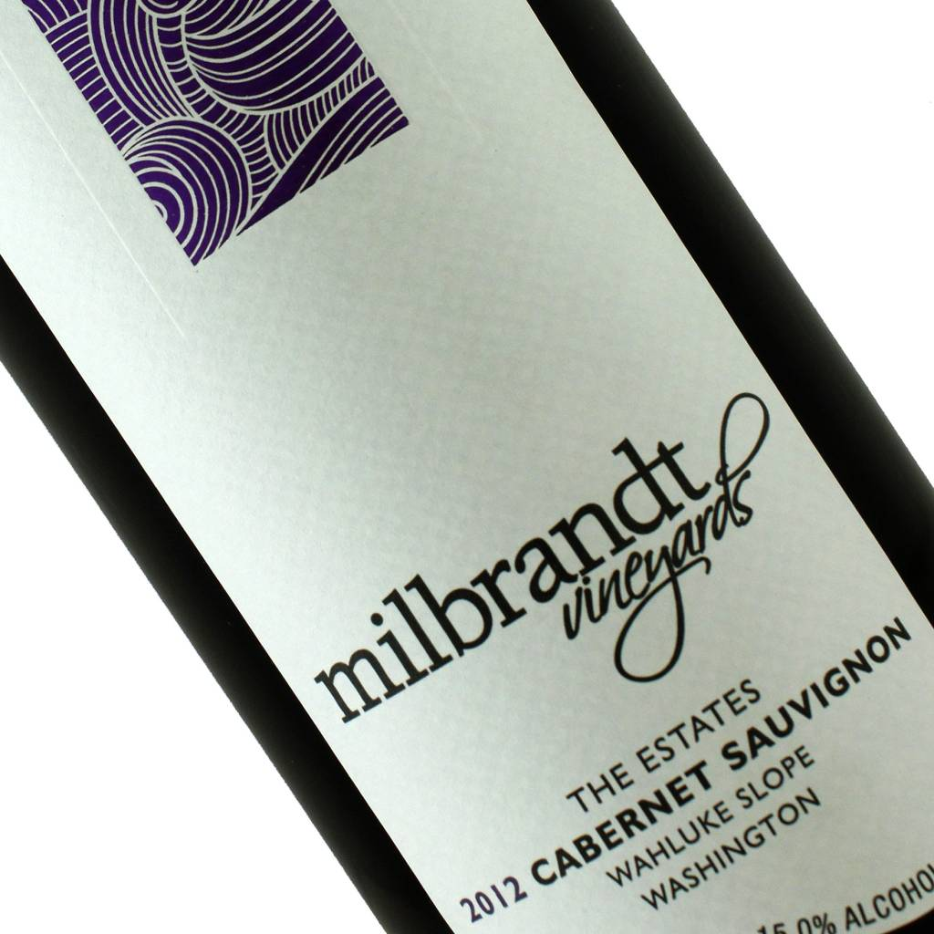 Milbrandt 2012 Cabernet Sauvignon, Wahluke Slope, Washington State