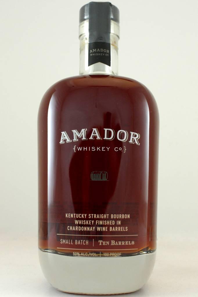 Amador Kentucky 100 Proof Straight Bourbon Whiskey
