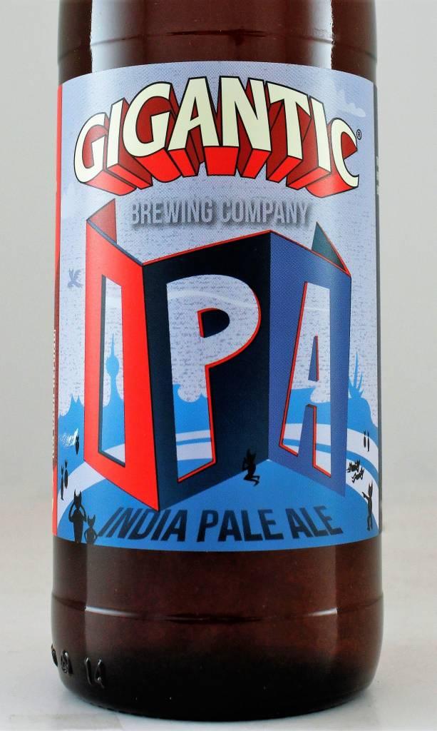 "Gigantic Brewing ""IPA"""