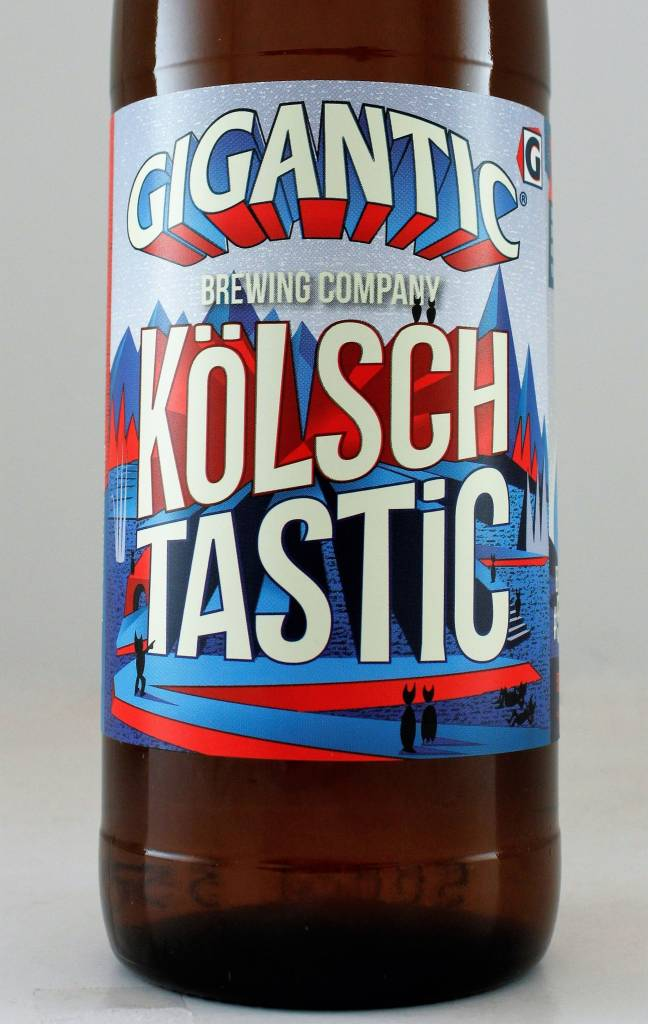 "Gigantic Brewing ""Kolschtastic"""