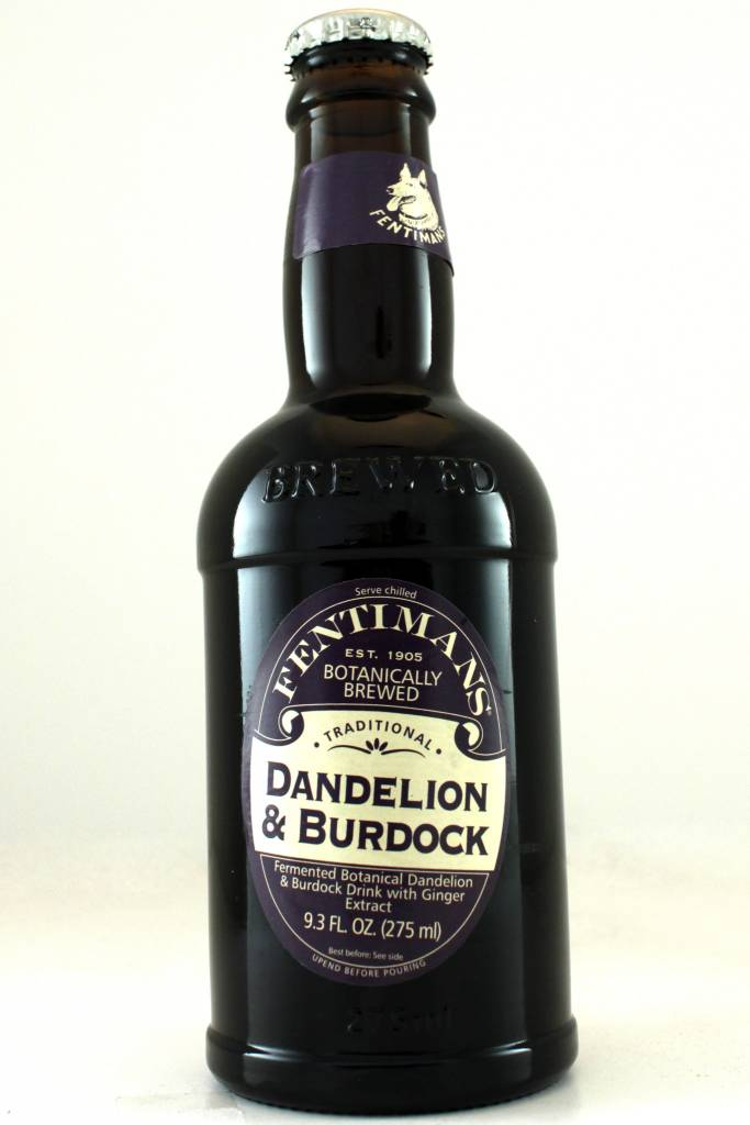 Fentimans Dandelion & Burdock