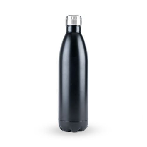 True2go Water Bottle 750ml, Black
