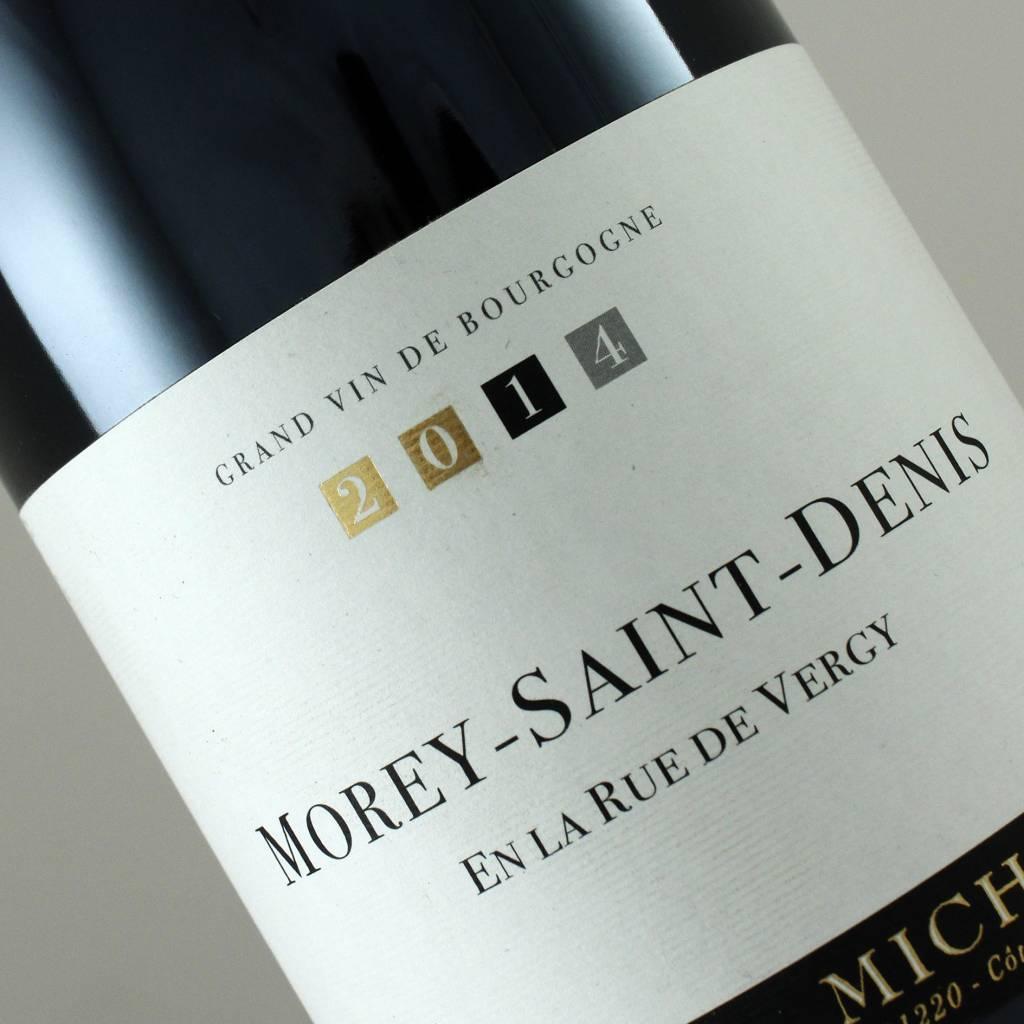 Ligner-Michelot 2014 Morey -Saint-Denis En La Rue De Vergy, Burgundy