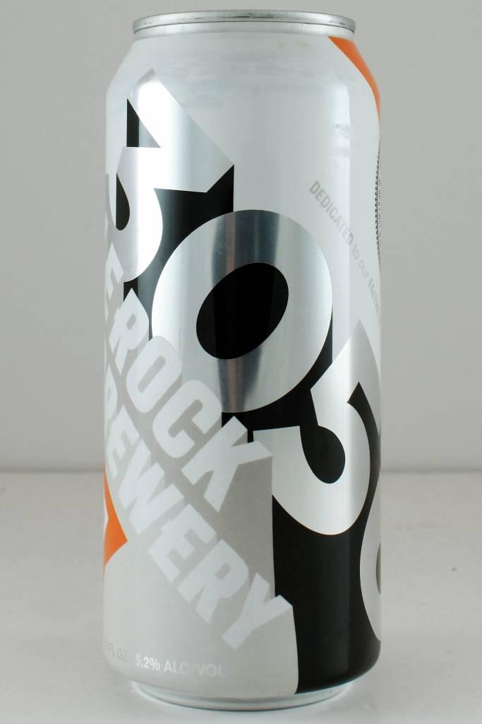 "Eagle Rock ""3056"" Rotating Hop Pale Ale, California - 16oz can"