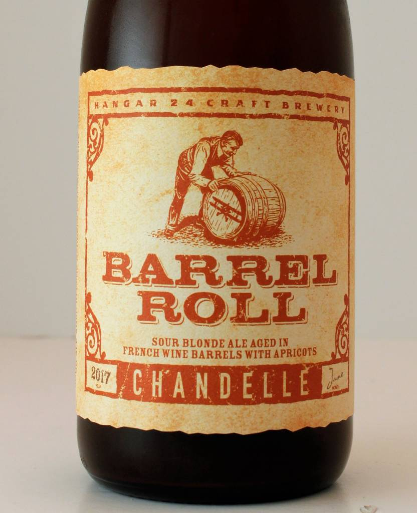 "Hangar 24 Brewery ""Chandelle"" Sour Blonde, California"