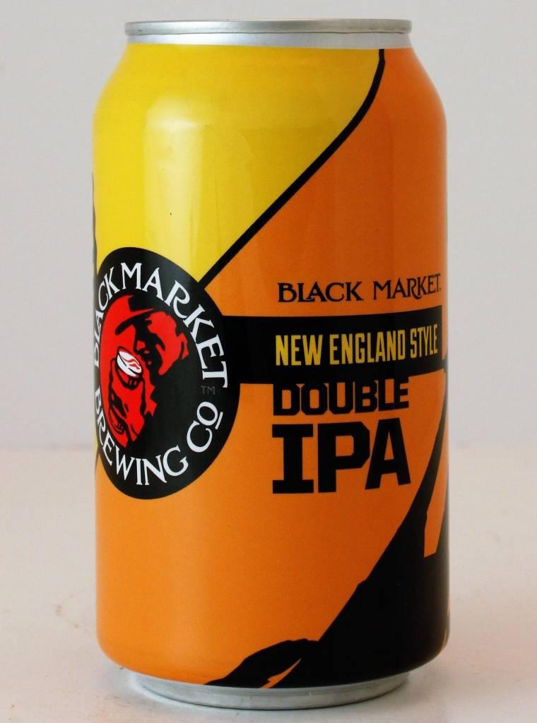 "Black Market ""New England Style Double IPA"""