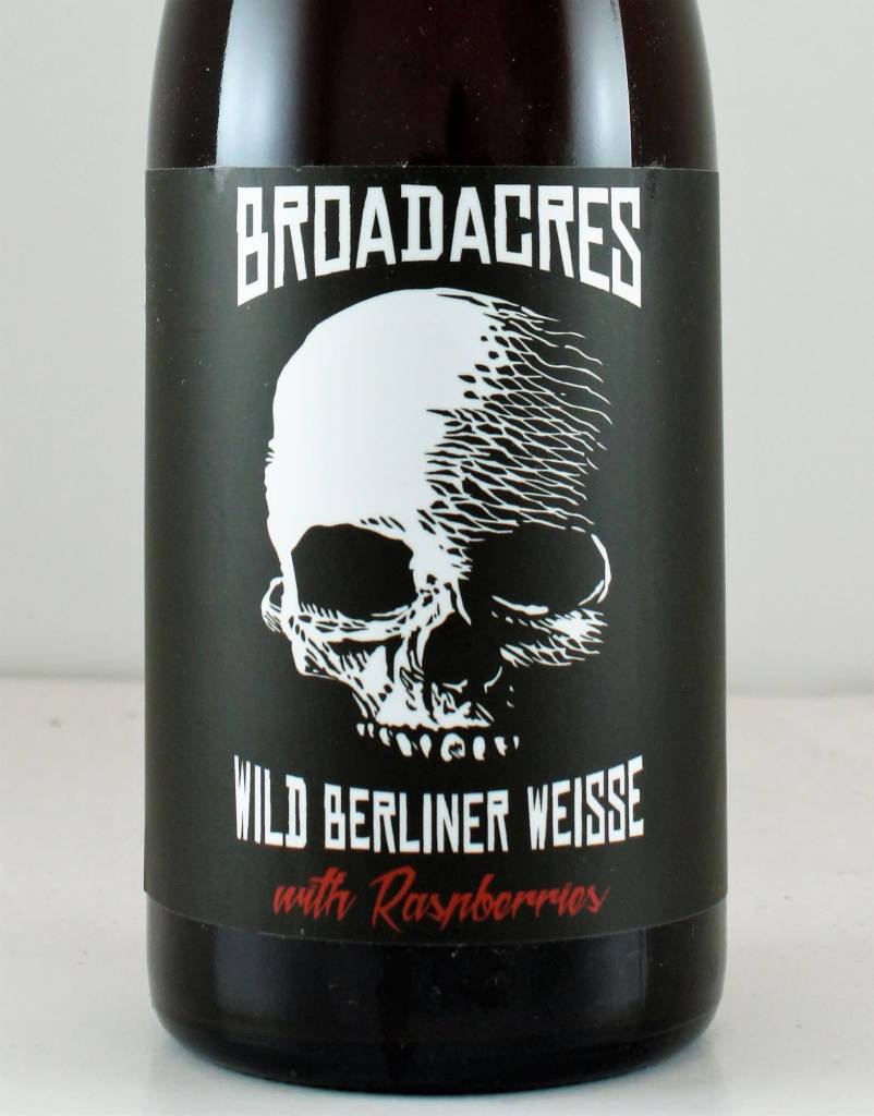 "Phantom Carriage ""Broadacres"" Wild Berliner Weisse. California - 500ml"