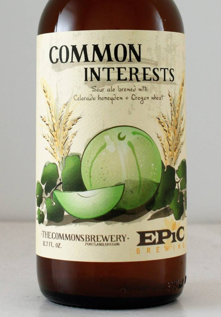 "Epic Brewing ""Common Interest"""