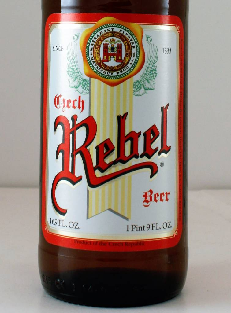 Czech Rebel Lager, Czech Republic