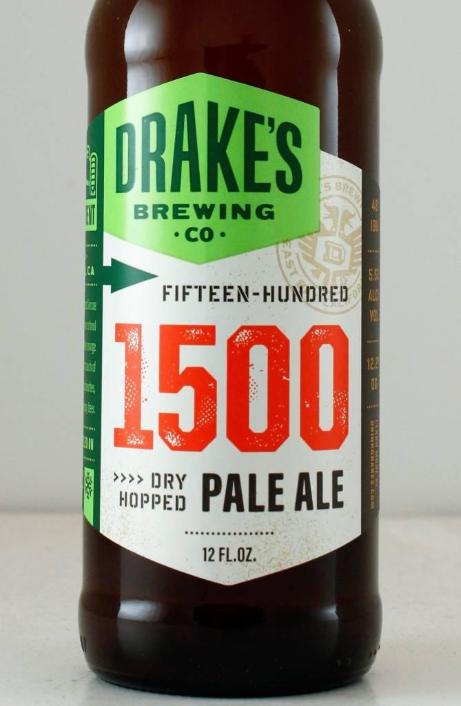 """Drake's Brewing """"1500"""" Pale Ale"""