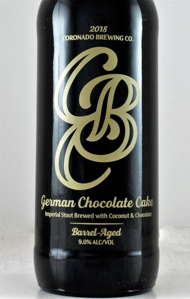 """Coronado Brewing """"German Chocolate Cake"""""""