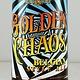 """Bootlegger's Brewery """"Golden Chaos"""" Belgian Style Ale, California"""