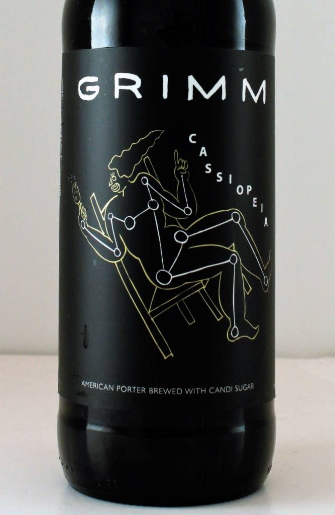 "Grimm ""Cassiopeia"" American Porter, New York"