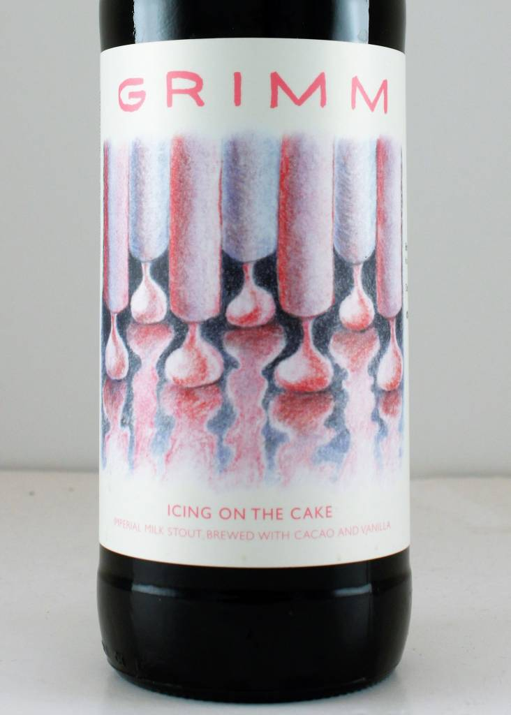 """Grimm """"Icing on the Cake"""" Dessert Stout"""
