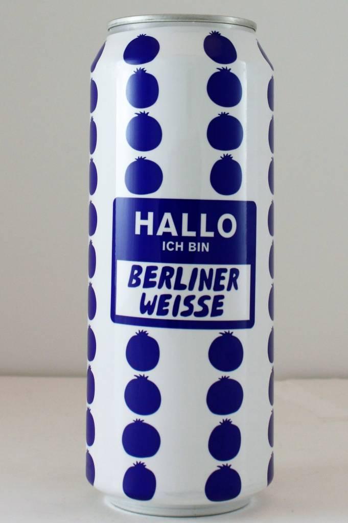 Mikkeller Hallo Ich Bin Berliner Weisse Blueberry