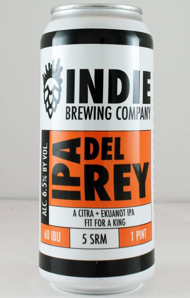 """Indie Brewing """"IPA Del Rey"""", California - 16oz can"""