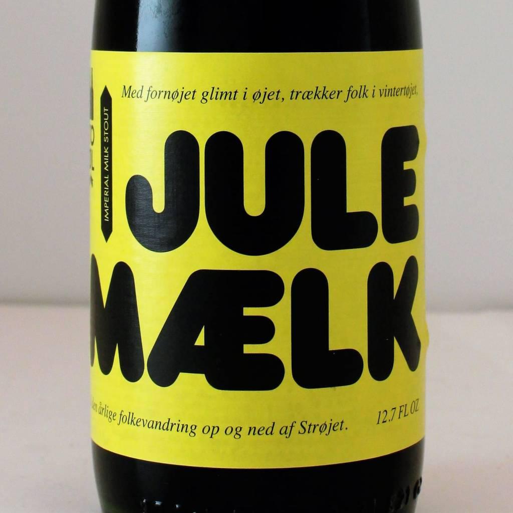 "To 0l ""Jule Maelk"" Milk Stout, Belgium"