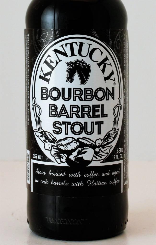 """Alltech """"Bourbon Barrel Stout"""" Kentucky"""