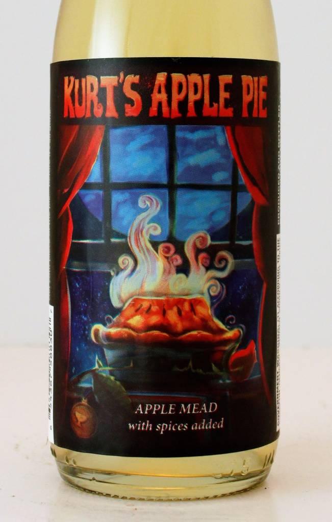 Kurt's Apple Pie Mead New Hampshire