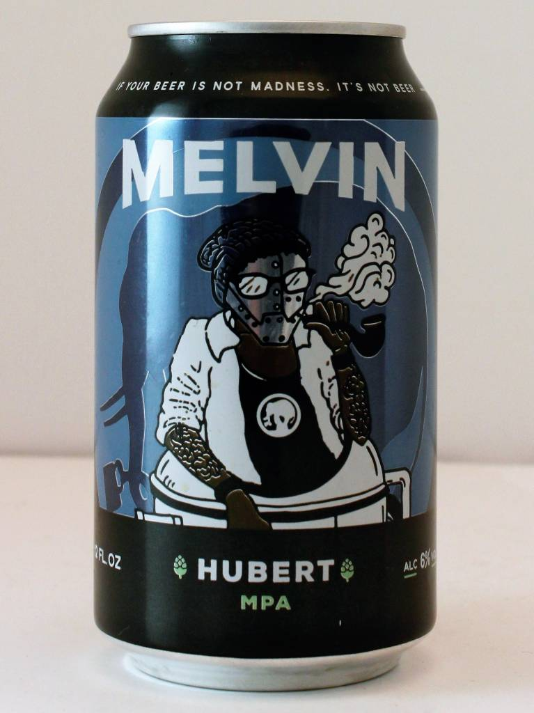 """Melvin Brewing """"Hubert"""" Pale Ale, Wyoming - 12oz can"""