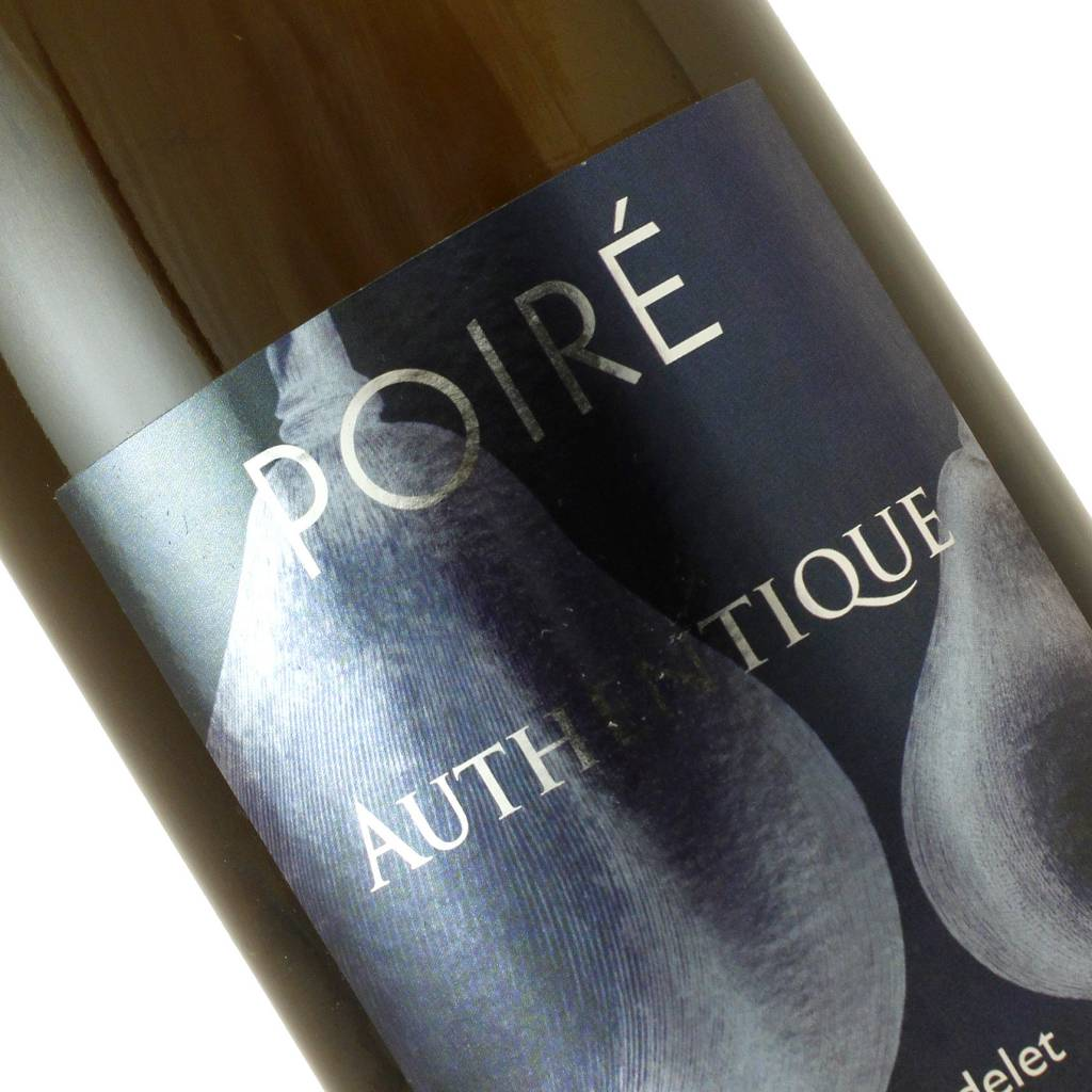 Eric Bordelet Poire Authentique Sparkling Perry (Pear) Cider, France