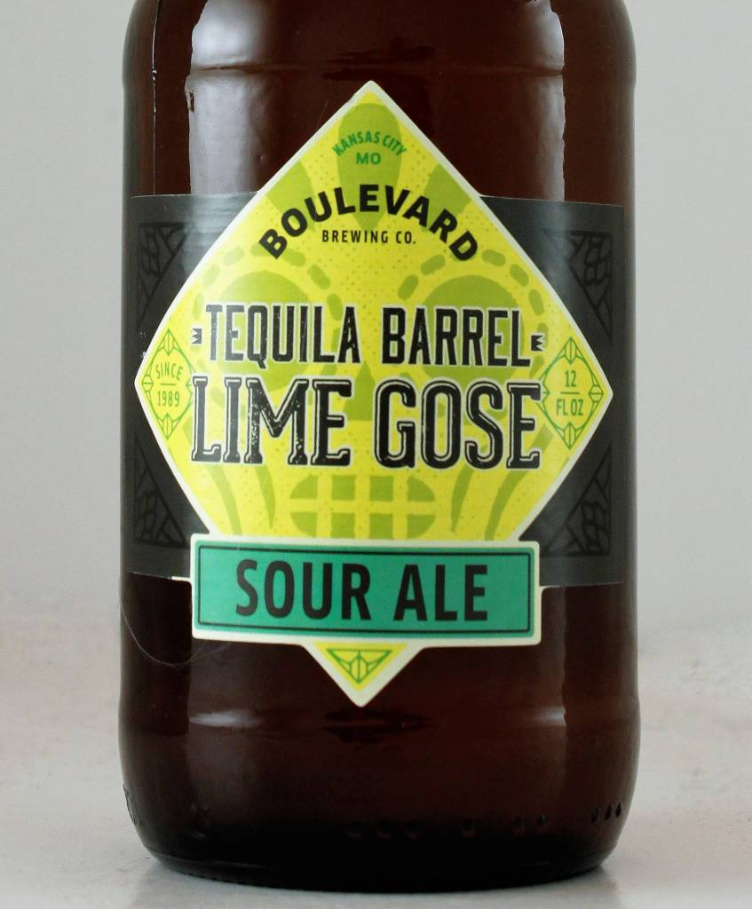 Boulevard Brewing Lime Gose Sour Ale