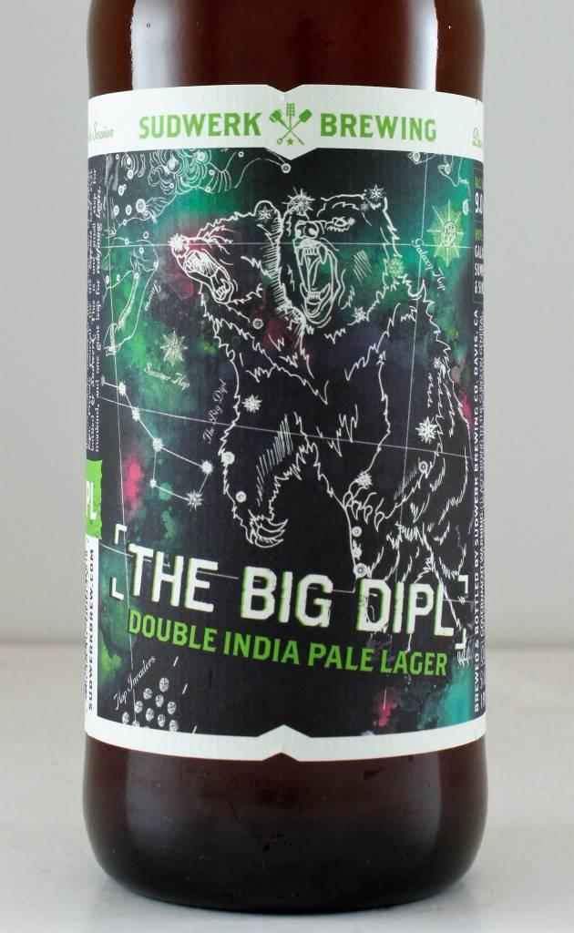"Sudwerk Brewing ""The Big DIPL"", California - 22oz"