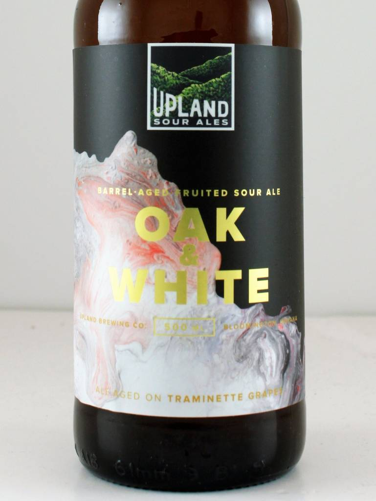 Upland Oak & White Sour Ale